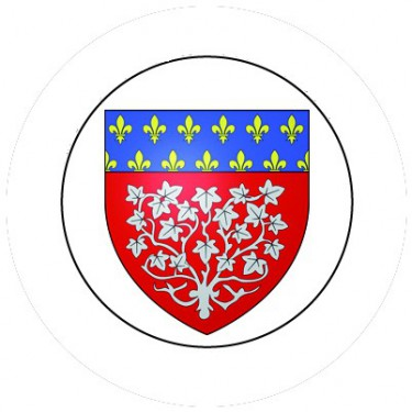BADGESAGOGO.FR - Badge 25mm AMIENS