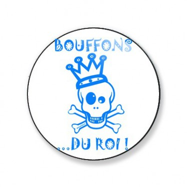 Badge bouffons du roi 38 mm