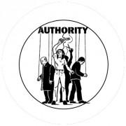Badge 25mm Authority