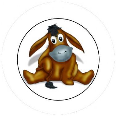 BADGESAGOGO.FR - Badge 25mm Baby Mule