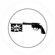 Badge 25mm Bang