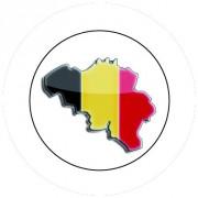 Badge 25mm BELGIQUE