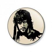Badge Rambo 25 mm