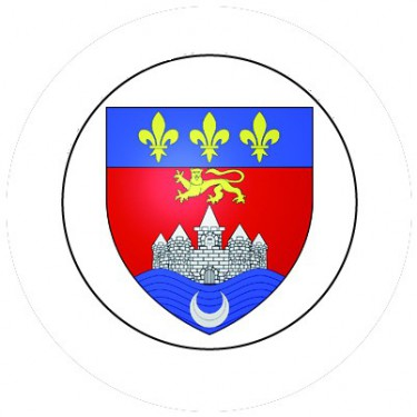 BADGESAGOGO.FR - Badge 25mm BORDEAUX
