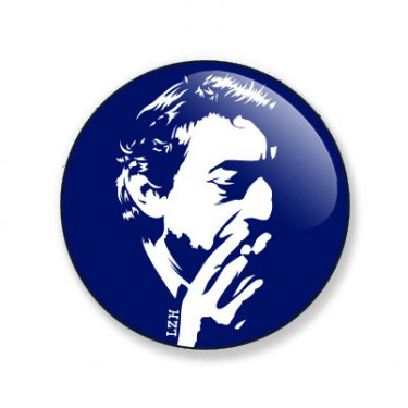 Badge Gainsbourg 25 mm
