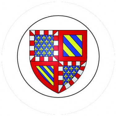 BADGESAGOGO.FR - Badge 25mm BOURGOGNE