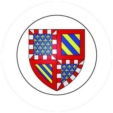 BADGESAGOGO.FR - Badge 25mm BOURGOGNE