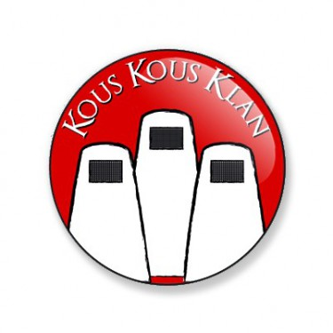 Badge 25mm Kous Kous Klan