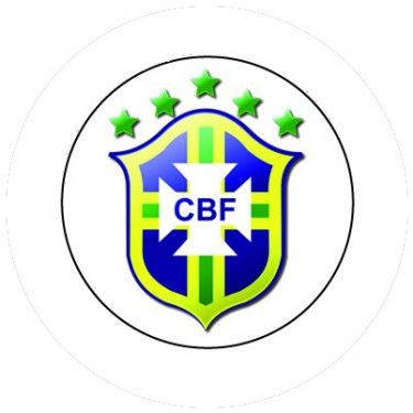 BADGESAGOGO.FR - Badge 25mm Selecao BRASIL