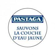 Badge 25mm Pastaga