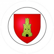 Badge 25mm CAEN
