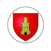 Badge 25mm CAEN