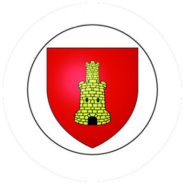 BADGESAGOGO.FR - Badge 25mm CAEN