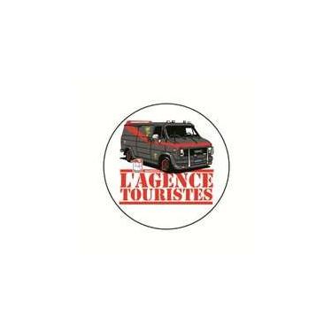 Badge agences touristes 25 mm