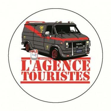 Miroir agences touristes 59 mm