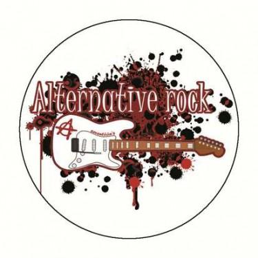 Badge alternative rock 59 mm