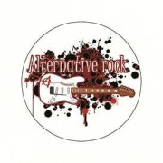 Badge alternative rock 38 mm