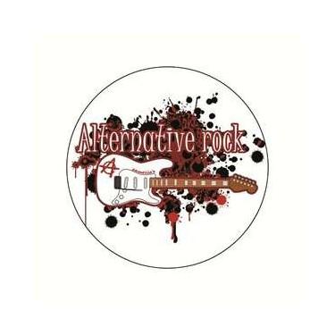 Badge alternative rock 38 mm