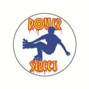 Badge roller street 25 mm