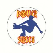 Badge roller street 38 mm