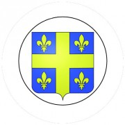Badge 25mm CHALON EN CHAMPAGNE