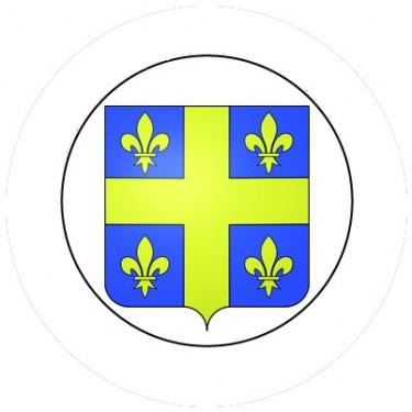 BADGESAGOGO.FR - Badge 25mm CHALON EN CHAMPAGNE
