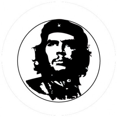 BADGESAGOGO.FR - Badge 25mm Che Guevara