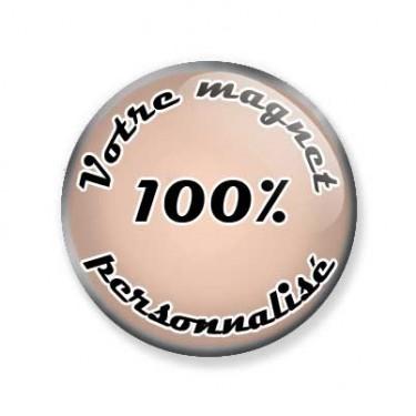 Magnets personnalisés 25 mm